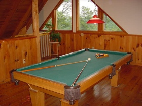 About The Smokies Bj S Panorama Chalet Overnight Rental