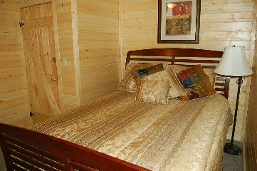 Smoky Mountain Cabins on About The Smokies   Smoky Mountain Oasis Log Cabin Overnight Rental