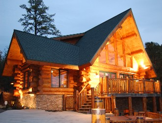 Pleasing Cabin Rentals In Gatlinburg Tennessee Smoky Mountain Log Beutiful Home Inspiration Xortanetmahrainfo