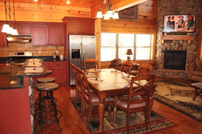 About The Smokies Cabin Rentals